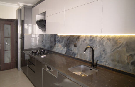 High Gloss Mutfak Dolabı Ankara
