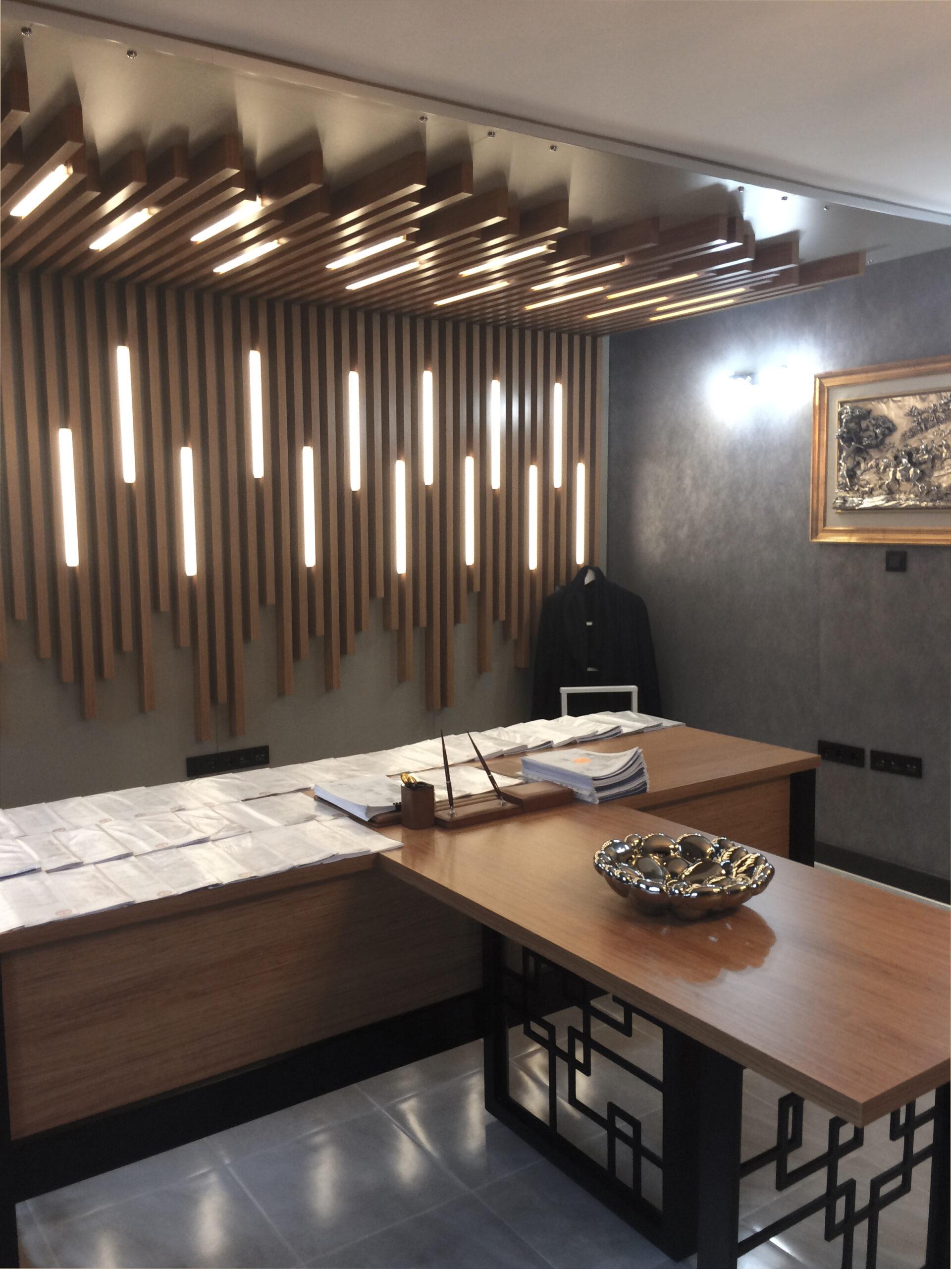 Ankara Ofis Dekorasyon Tasarım Mobilya