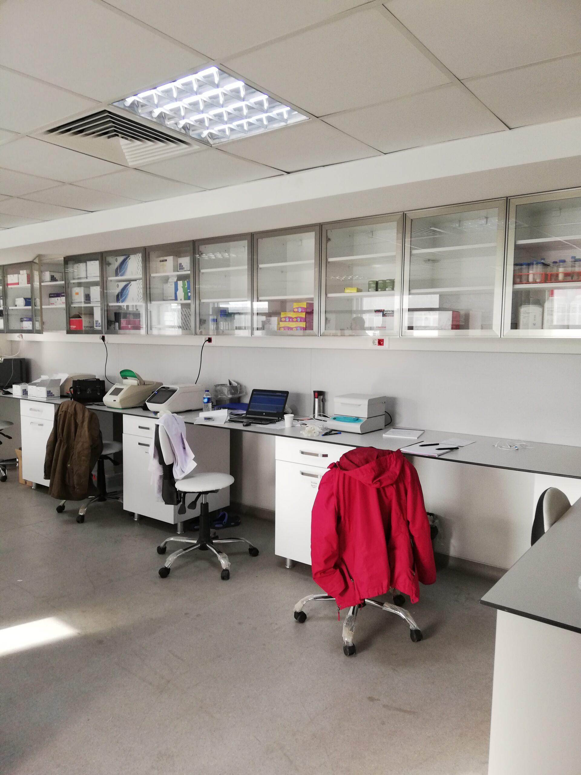 Ankara Laboratuvar Dolabı