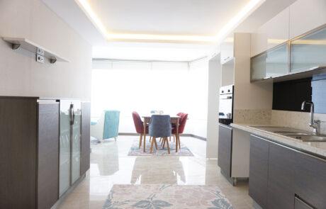 Mutfak Dolabı Modelleri Ankara