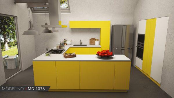 Sarı Mutfak Dolabı Ankara