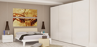 Beyaz Ray Dolap Modeli Ankara