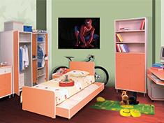 Genç Odası Modeli Dekorasyon Ankara