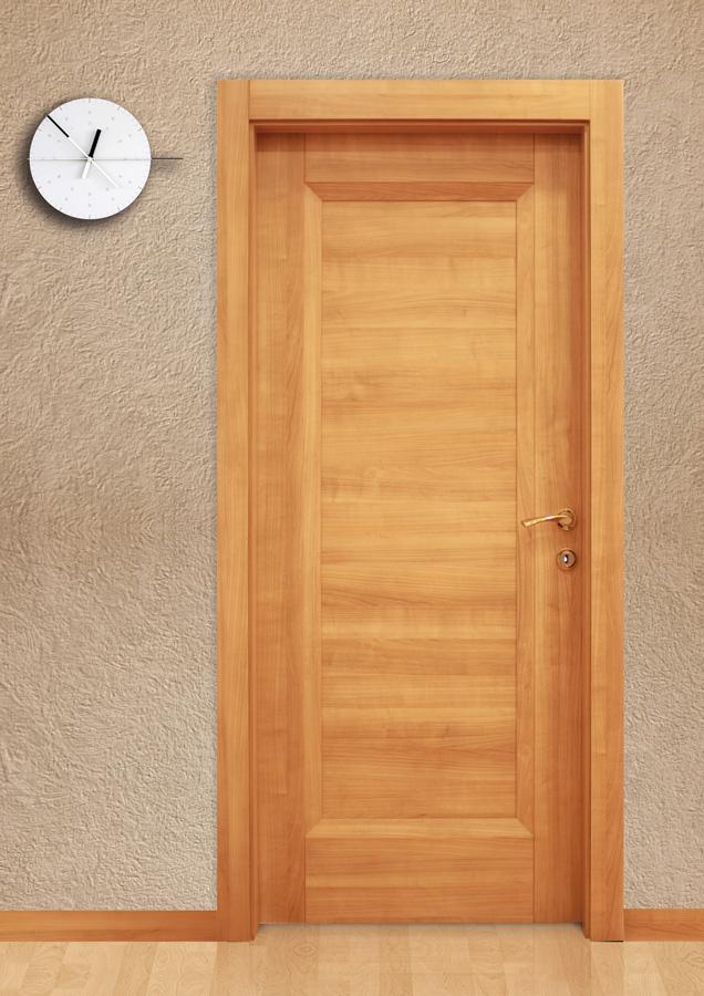 Ahşap kapı iç kapi